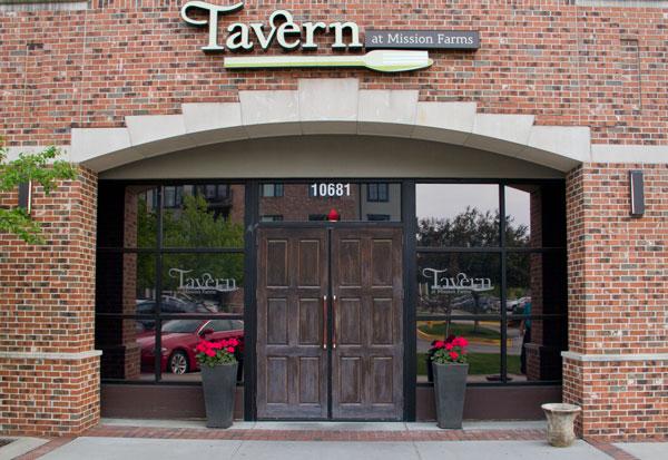 Tavern-entry