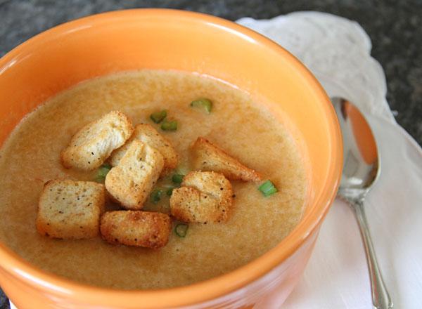 Cheddar-ale-soup