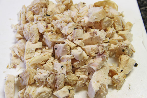 Diced-Chicken