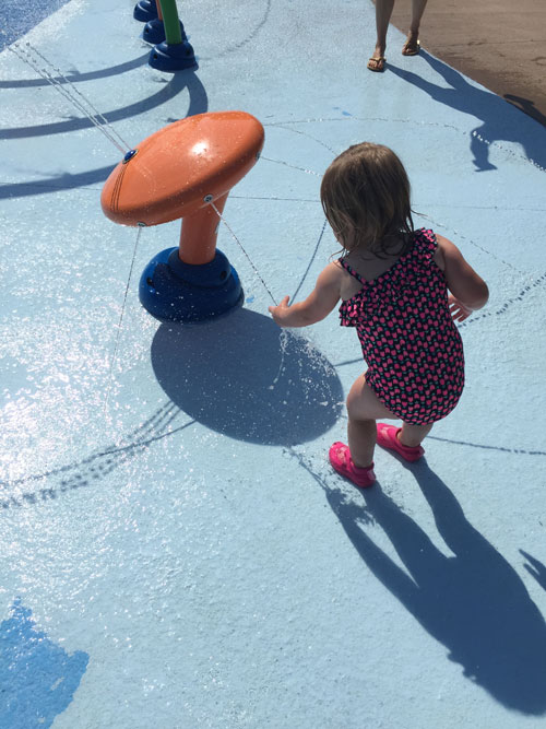Splash-Pad